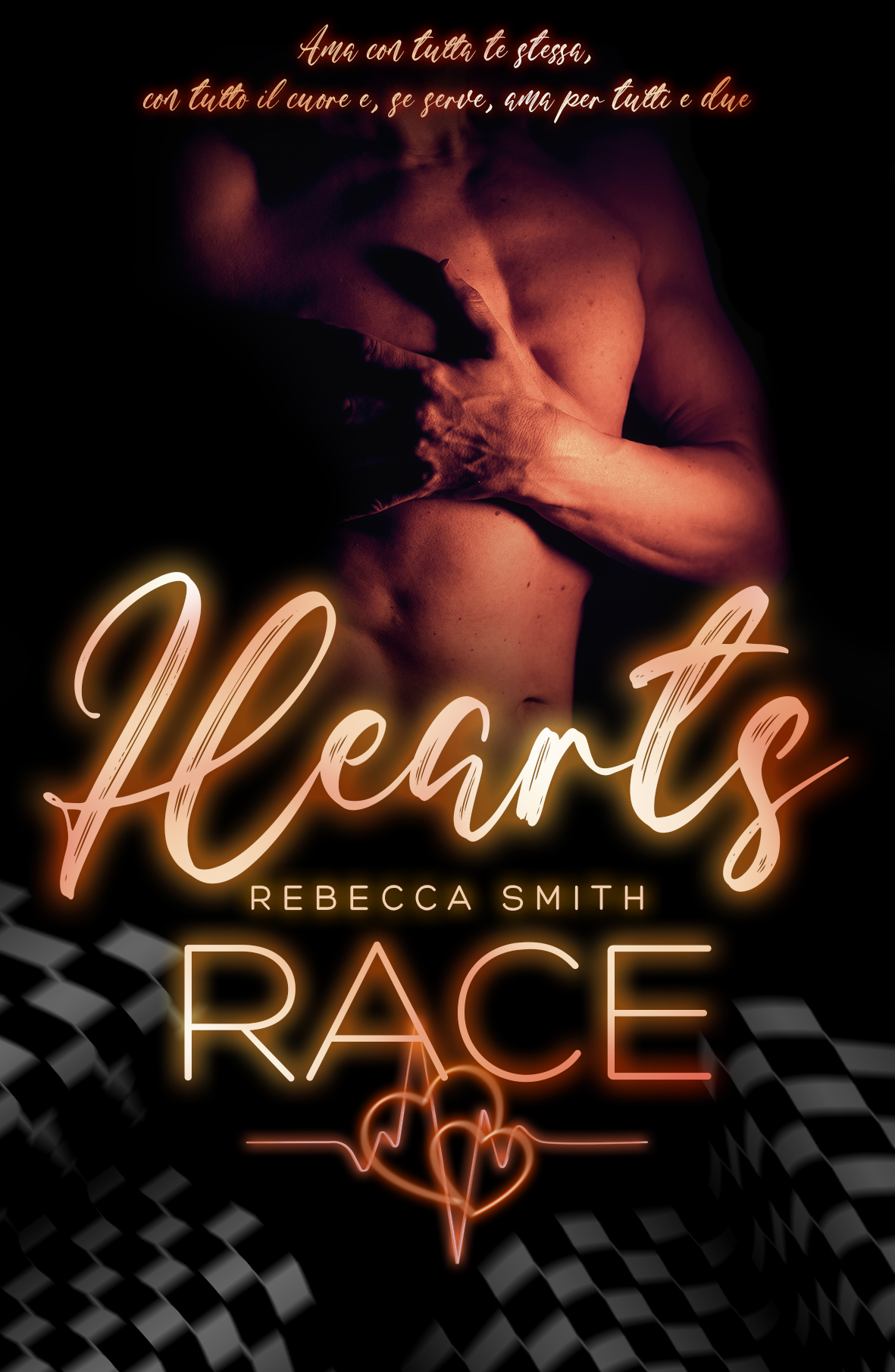Hearts Race - Cover