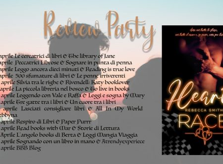 Hearts Race di Rebecca Smith  – Recensione: Review Party