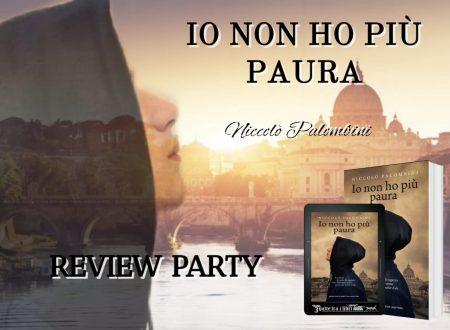 Io non ho più paura di Niccolò Palombini – Recensione: Review Party