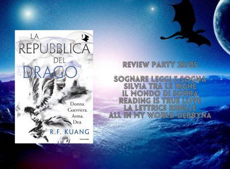 La repubblica del drago di R.F. Kuang (The Poppy War Vol 2) – Recensione: Review Party