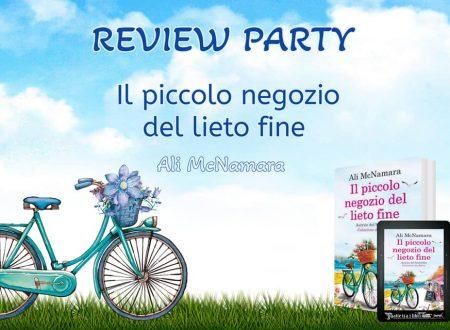 Il piccolo negozio del lieto fine di Ali McNamara – Recensione: Review Party