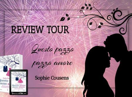 Questo pazzo pazzo amore di Sophie Cousens – Recensione: Review Tour