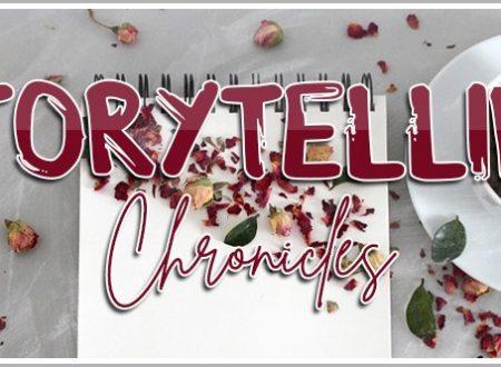 Storytelling Chronicles#17: La ragazza della biblioteca di Silvia Bucchi