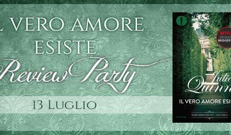 Il vero amore esiste di Julia Quinn (Bridgerton #8) – Recensione: Review Party