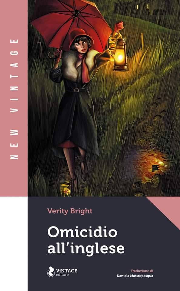 Omicidio all'inglese - cover