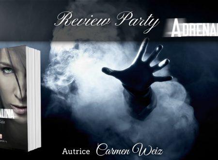 Adrenalina di Carmen Weiz (Swiss Legends #4) – Recensione: Review Party