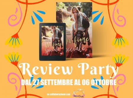 Un fiore speciale di Giorgia B Walker – Recensione: Review Party